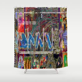Life Only Makes Sense In Certain Fictions [A.N.T.S. Series] Shower Curtain