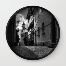 A dangerous method Wall Clock