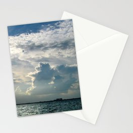 Coconut Grove Sailing Day Stationery Cards