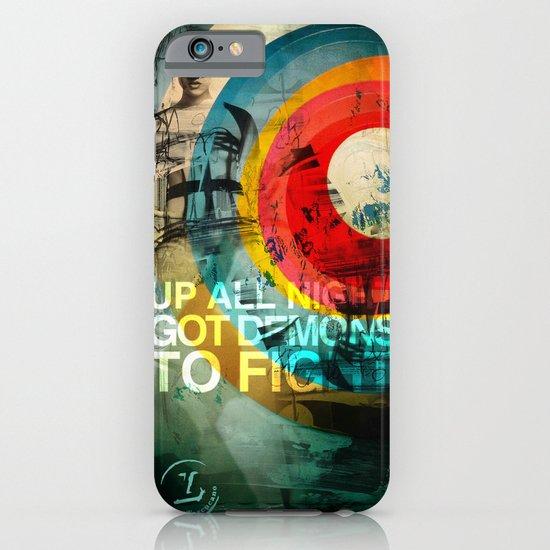 DEMONS iPhone & iPod Case