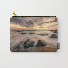 Kinnagoe Bay   Ireland  (RR80) Carry-All Pouch