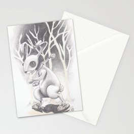 Renegade Rabbit Stationery Cards
