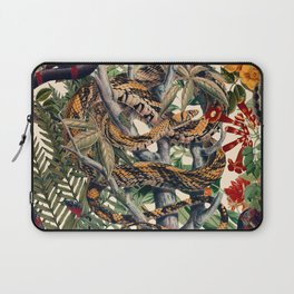 Dangers in the Forest II Laptop Sleeve