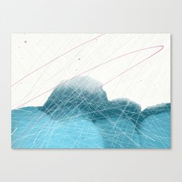 Honey Run Canvas Print