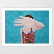 Das Ist Nicht Okay Art Print