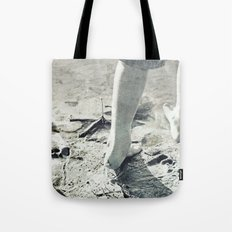 Shoes NOT Required ...  Tote Bag