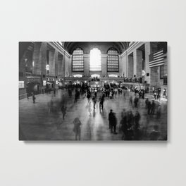 Grand Central Perspectives Metal Print