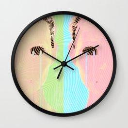 KM Wall Clock