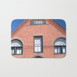 1888 Building, Ticonderoga Bath Mat