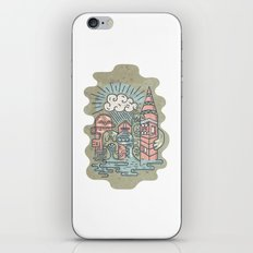 Monstra iPhone & iPod Skin