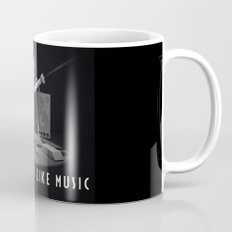 art is just like music Mug