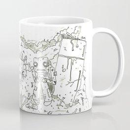 Junk Coffee Mug
