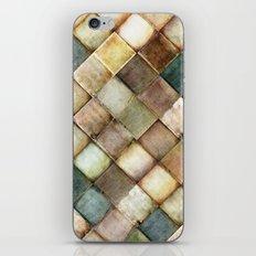 diamond path iPhone & iPod Skin