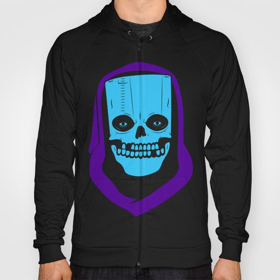 8-BIT MONSTER / CARTRIDGE GHOST Hoody
