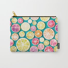 Citrus bath Carry-All Pouch
