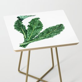 Lacinato Kale Side Table