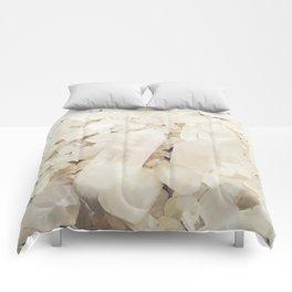 Quartz Crystals Comforters