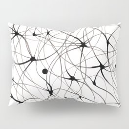 Abstraction lines Pillow Sham
