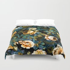 Night Forest IV Duvet Cover