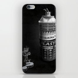 Exterminated Who iPhone Skin