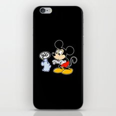 Micky Mouse iPhone & iPod Skin