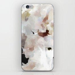 quiet reflection iPhone Skin