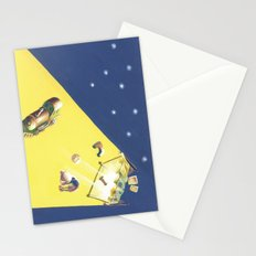 POEM OF BED Stationery Cards