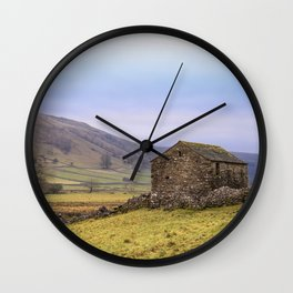 Starbottom Dales Wall Clock