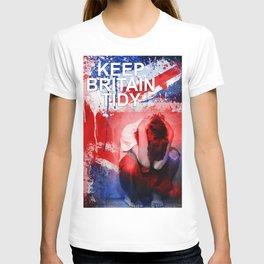 Keep Britain Tidy T-shirt