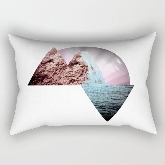 natural cycle Rectangular Pillow