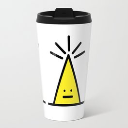 Three Little Hats Travel Mug