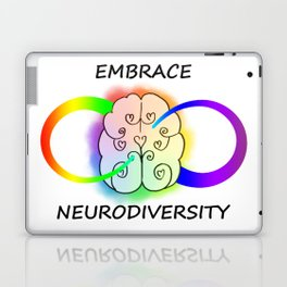 Embrace Neurodiversity Laptop & iPad Skin