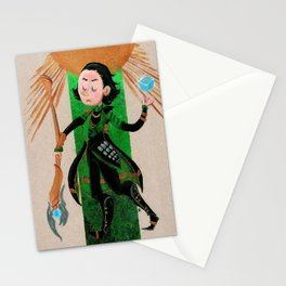 Loki Tarot Stationery Cards