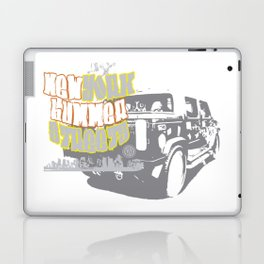 Hummer NY Laptop & iPad Skin