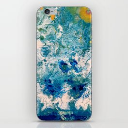 Ocean Art - The Sound of Water iPhone Skin