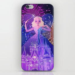 As Dreamers Do iPhone Skin