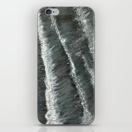 Black Sands (Iceland) iPhone Skin