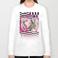 artrave Long Sleeve T-shirts featuring artRAVE by Denda Reloaded
