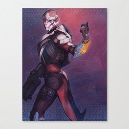 Vetra Canvas Print