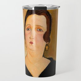 "Amedeo Modigliani ""Madame Amédée"" Travel Mug"