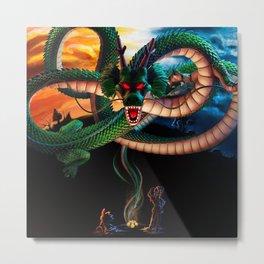 dragonballz super Metal Print