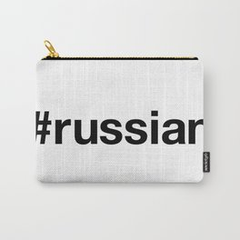 RUSSIAN Carry-All Pouch