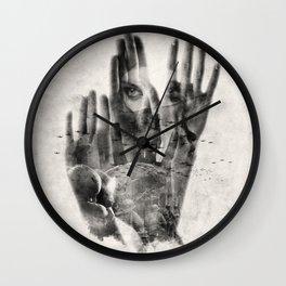 Healer Wall Clock