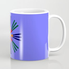 Baseball Bat and Ball Design 2 Coffee Mug