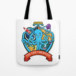 The Life Creative Tote Bag