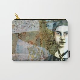 Emily's Letters Carry-All Pouch