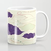 celestial Mugs featuring Celestial by Grace Anne
