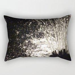 Glow Fountain Rectangular Pillow