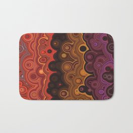 Back To The 70's #24 Bath Mat