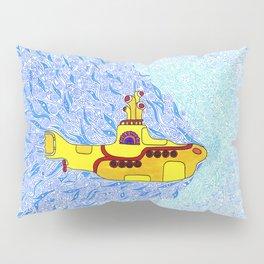My Yellow Submarine Pillow Sham